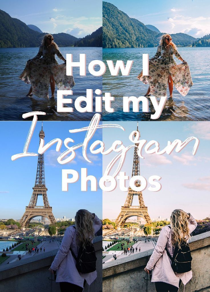 How I edit my Instagram Photos! It seems every time I check my direct messages on Instagram I have a new notification. Luckily, it's nothing scandalous like something from the male nether regions. Most of the time it's a question: how do you edit your Instagram photos? I am so intrigued by how others edit photos and I catch myself watching …