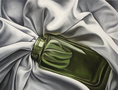 Painting by one of my favorite artists Todd Ford....(Photorealism)