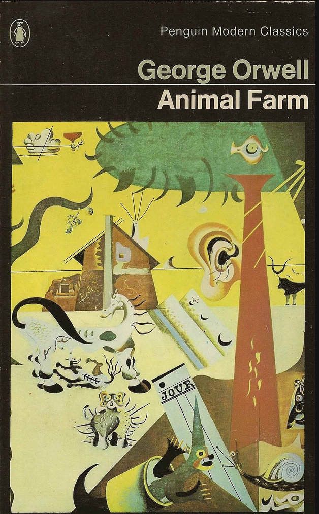 marxism in orwell s animal farm How is marxism portrayed in 'animal farm' by george orwell essay sample the main aim of marxism is to bring about a classless society, and 'animal farm' is generally considered to be a marxist novel, as all its characters share a similar ambition at the beginning.