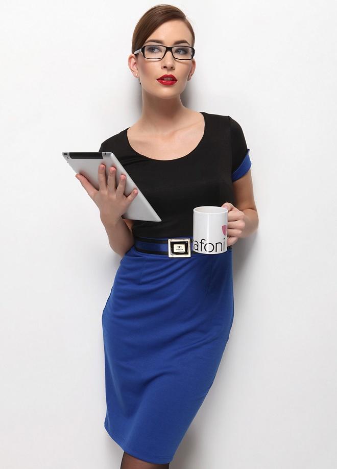 SASSOFONO Elbise Markafoni'de 162,00 TL yerine 32,99 TL! Satın almak için: http://www.markafoni.com/product/2974343/