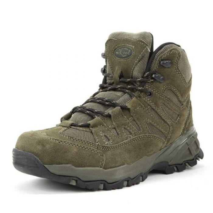 Армейские ботинки, STIEFEL 5 INCH OLIV STURM MIL-TEC - Камуфляж и военная одежда в магазине Army-Market, камуфляж и военная форма нато