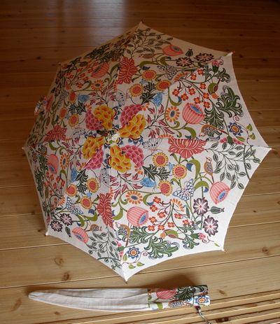 紅型工房&ギャラリー べにきち :紅型日傘