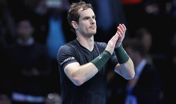 Andy Murray will party in Scotland whether he wins or loses - for his dad's stag do