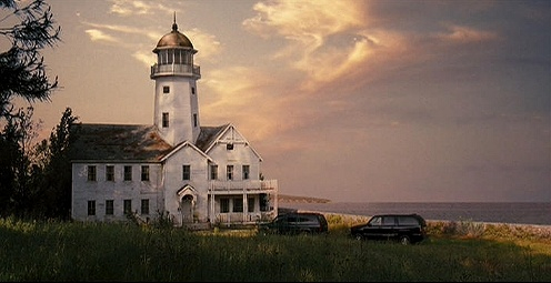 """I've always wanted to live in a lighthouse ever since I saw Pete's Dragon.  This one is from """"Yours, Mine, and Ours""""."""