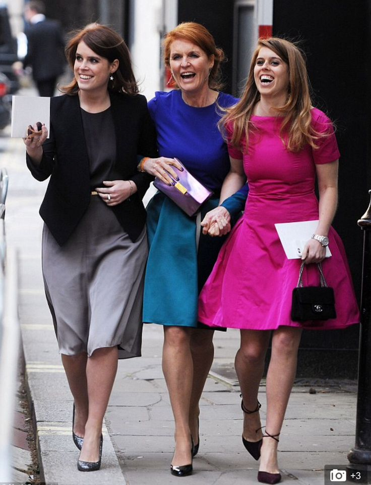 17 Best images about Fergie The Duchess of York on ... Fergie At Eugenia S Wedding