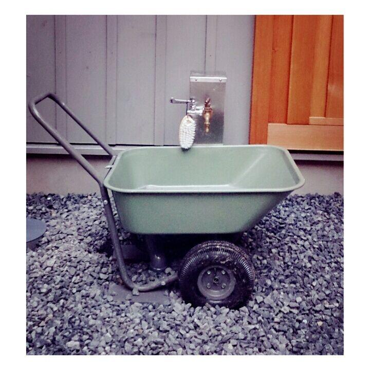 DIY/ガーデンパン/中庭/立水栓/部屋全体のインテリア実例 - 2014-06-30 22:24:36   RoomClip(ルームクリップ)