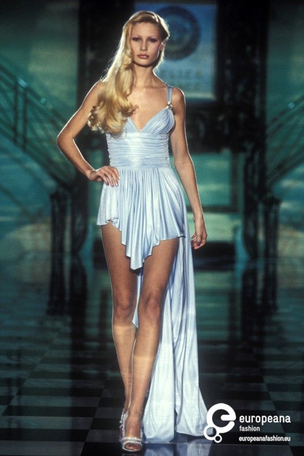 Gianni Versace, Spring-Summer 1995, Couture