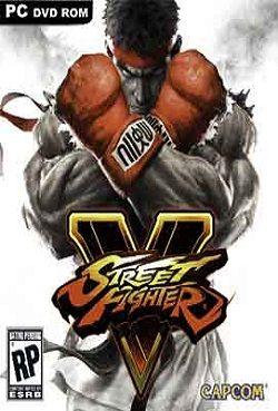 Street Fighter V - RELOADED