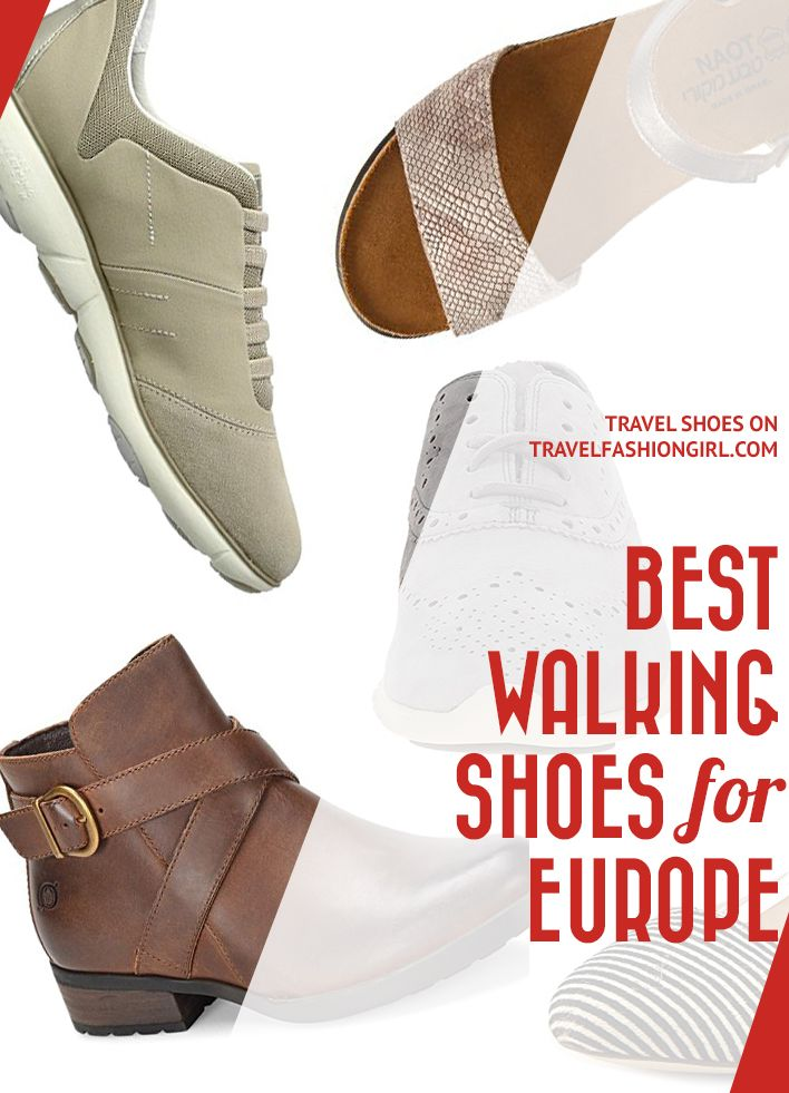 Walking Shoes for Europe