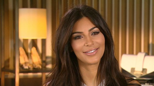 Kim Kardashian West is currently in Australia promoting her Kardashian Kollection, but still had time to catch up with Today's Tim Dormer!