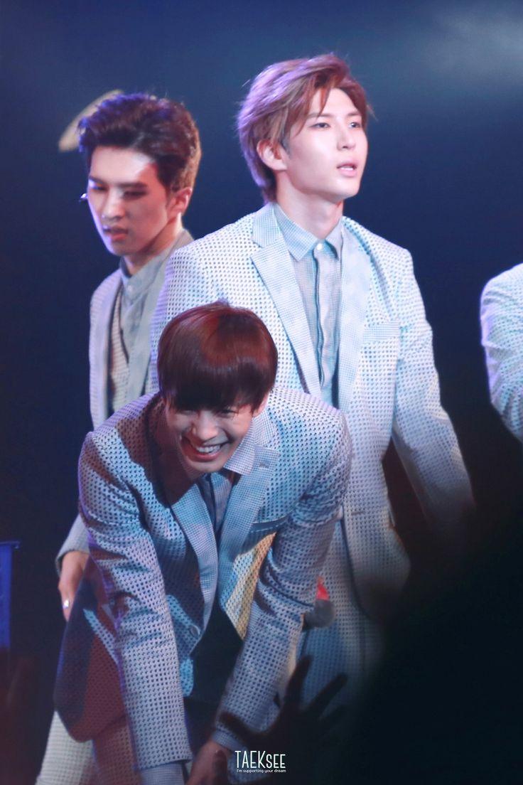 VIXX Ken, Leo, Hongbin <3