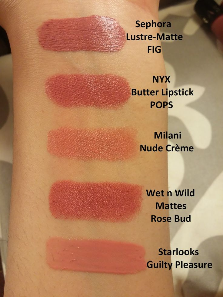 La Vie en Mauve : Top 10 Nude Lipsticks for Olive/Tan Skin