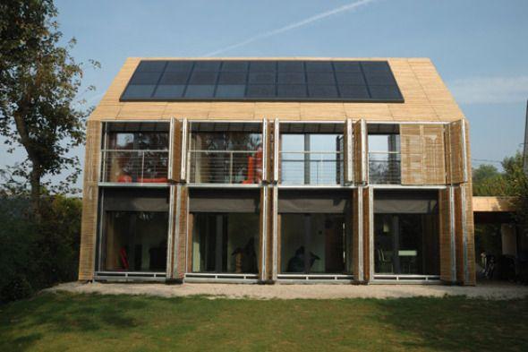 Casas ecologicas Nº6