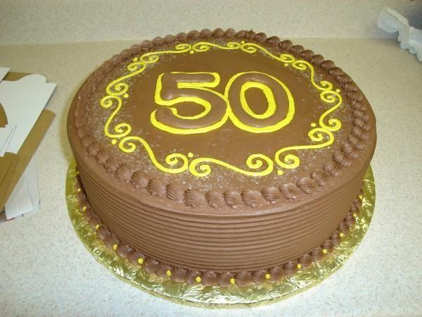 Elegant Birthday Cakes For Men 50th Birthday Ideas