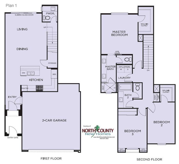 419 melhores imagens de new home floor plans in north for Sage floor plan
