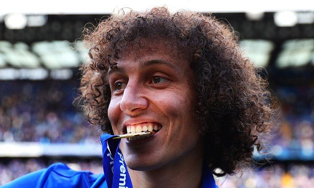 Gambler David Luiz eyeing a Double dividend with Chelsea