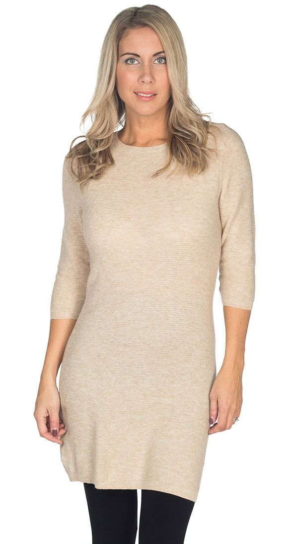Silver Icing Go With It Tunic #silvericing #sweater #beigemelange #beigesweater #fallfashion #fallfashion2017 #winterfashion #winterfashion2017 #fallfashiontrends #winterfashiontrends #streetstyle