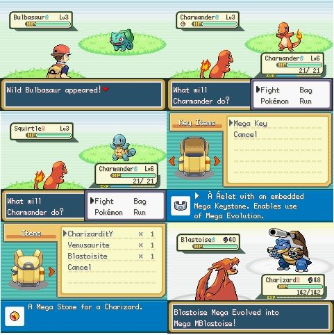 Pokemon FireRed ROM Download for Gameboy Advance \/ GBA