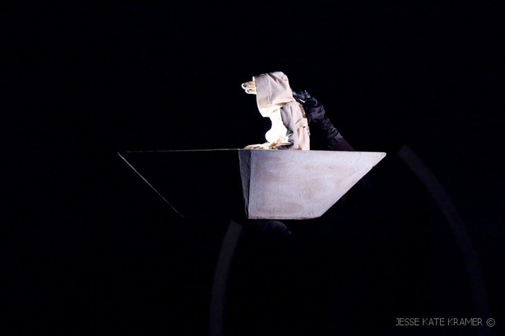 Jesse Kate Kramer Photography | Cape Town Based Theatre Photographer | Puppetry | Anubis