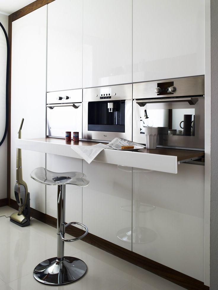 Modern minimal #kitchen