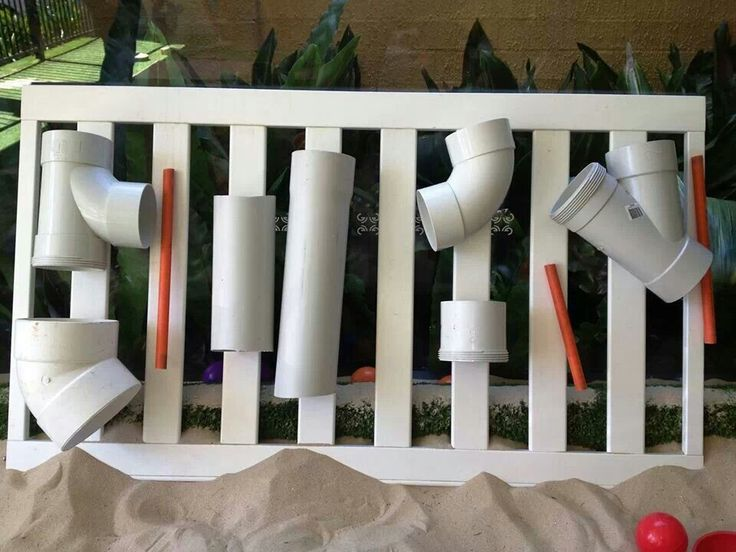 Crib Rail And Pvc Pipe Dayhome Ideas Pinterest Pvc