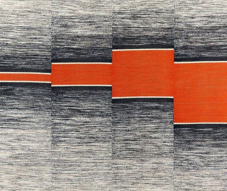 NEW ' STORE Fabric | District Veneto Design Rug Normandia 3 #rugs #carpets #design #interiors #handmade #MadeInItaly
