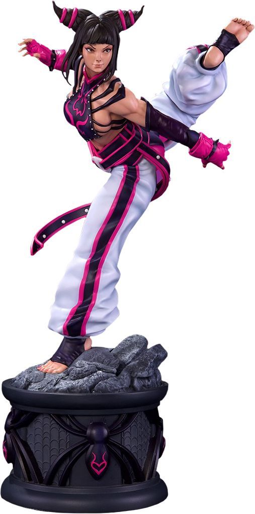 Street Fighter IV Statue 1/4 Juri 59 cm