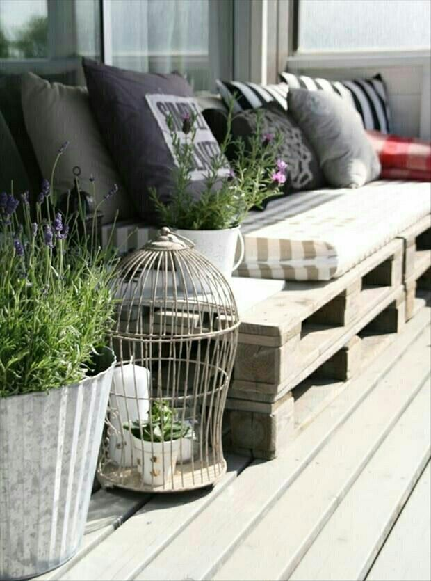 Outdoor Home Decor Ideas - contemporary interior design