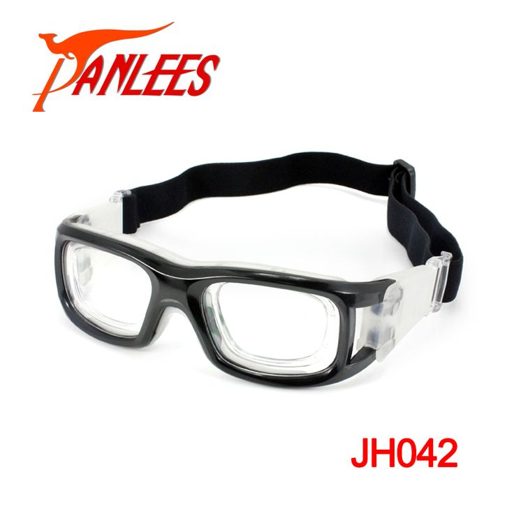 Panlees Professional Basketball Goggles Quality PC Sport Frame Fashion Safety Football Glasses