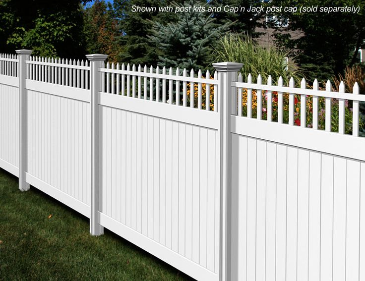 18 best FENCING images on Pinterest | Fencing, Trellis fence and ...