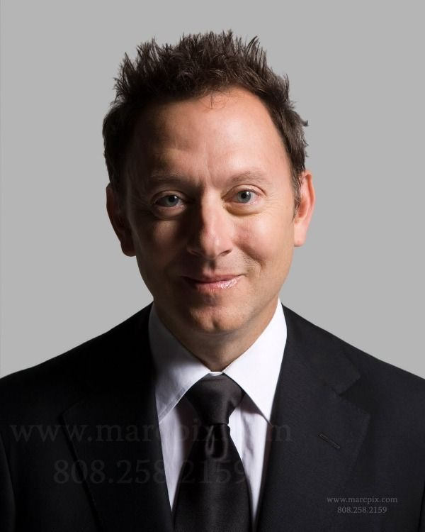 Micheal Emerson -- he doesn't look too scary now, does he? But, boy! Do I ever love a diabolical villain!