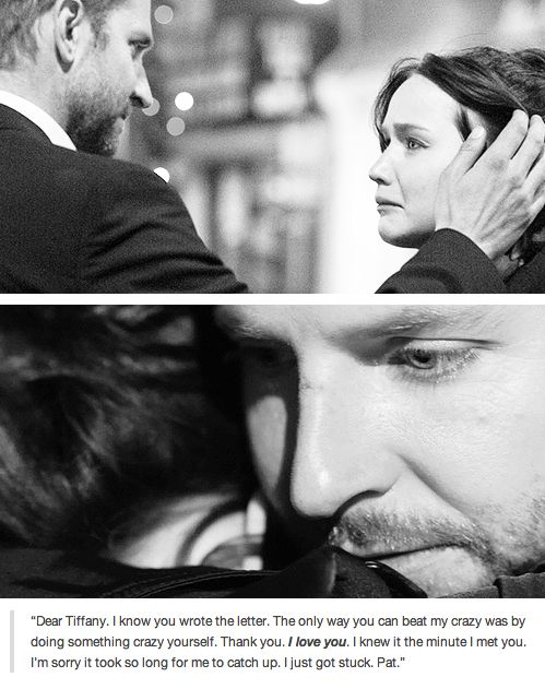 ~Silver Linings Playbook