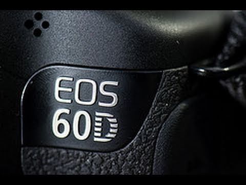 CANON 60D Training Video - YouTube---- This is the exact camera I've been saving for!