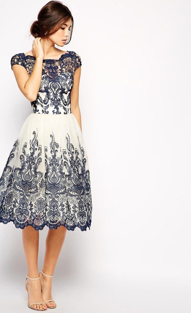 Alternative bridal gown