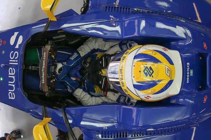 Das Sauber F1 Team absolvierte einen vielversprechenden ersten Trainingstag zum GP von China: http://www.sauberf1team.com/