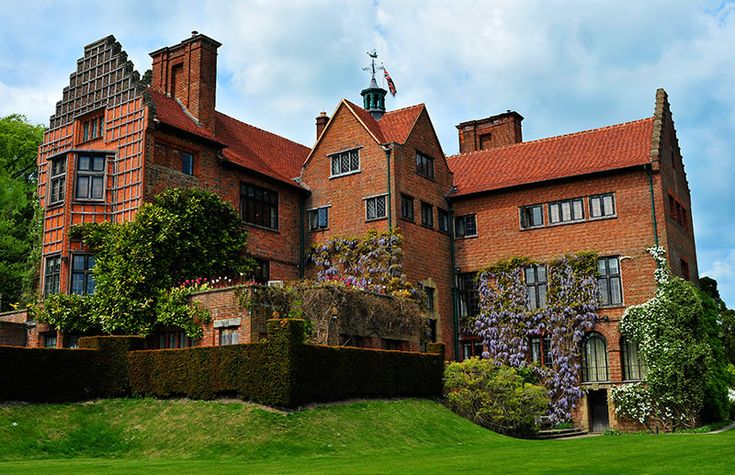 Chartwell in Kent. Home of Winston Churchill and now owned by NT.