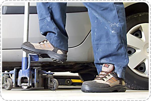 Товары почтой рабочая обувь