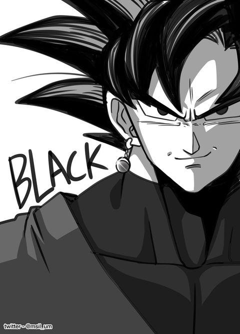 「ブラック悟空 漫画」/「ume」の漫画 [pixiv]