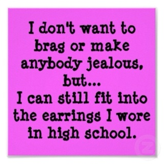 Don't be jealous!Laugh, Quotes, Funny Stuff, So Funny, Funnystuff, Weights Loss, True Stories, Earrings, High Schools