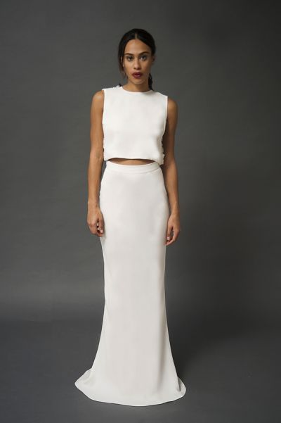 Bold separates: http://www.stylemepretty.com/2015/04/20/bridal-week-2015-top-trends/