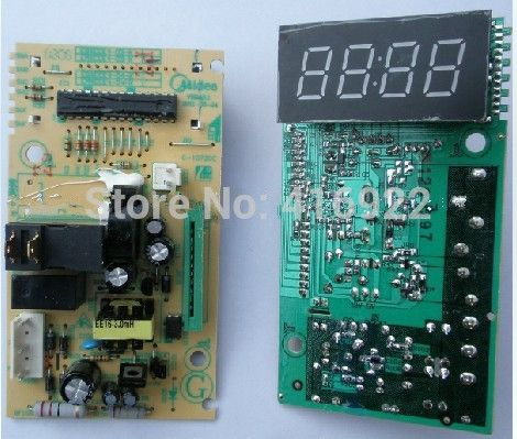 (33.87$)  Watch here - http://aiw88.worlditems.win/all/product.php?id=2023870157 - Free shipping 100% tested for Midea Microwave Oven computer board EM720FF1-NR/EM720FF2-NA1/EM823LE3-NS/ mainboard on sale