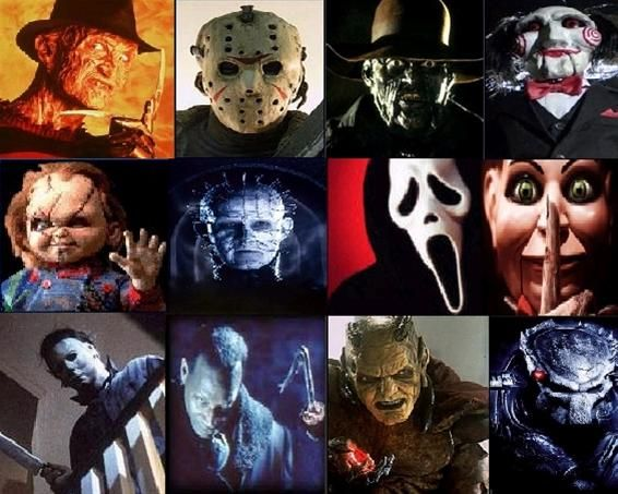 famous horror movie killers top 10 is going to list the - Top 10 Scary Halloween Movies