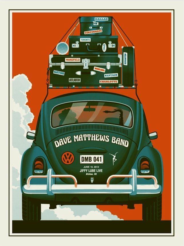 Dave Matthews Band - Bristow - 16/06/2012