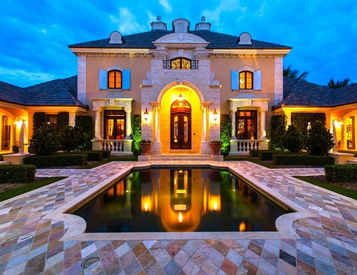 Big Beautiful Mansions With Pools 259 best exquisite houses images on pinterest | architecture