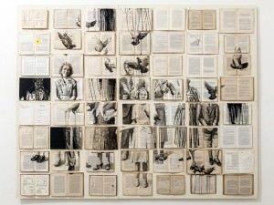 beschilderde boeken van Ekaterina Panikanova