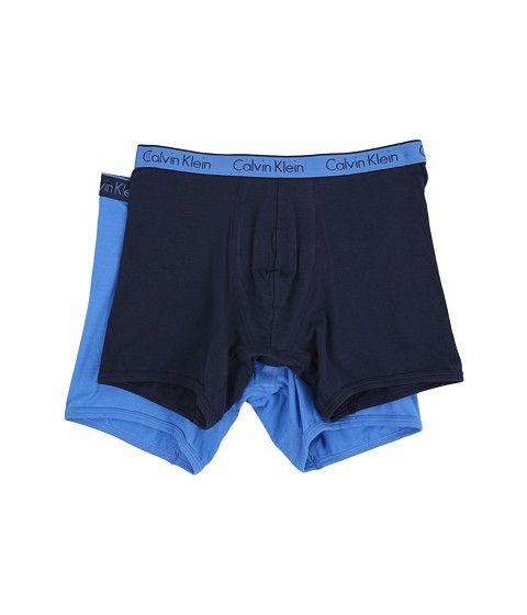 Calvin Klein Underwear CK One Cotton 2-Pack Boxer Brief