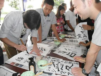 Cara Mudah Belajar Huruf Kanji Jepang