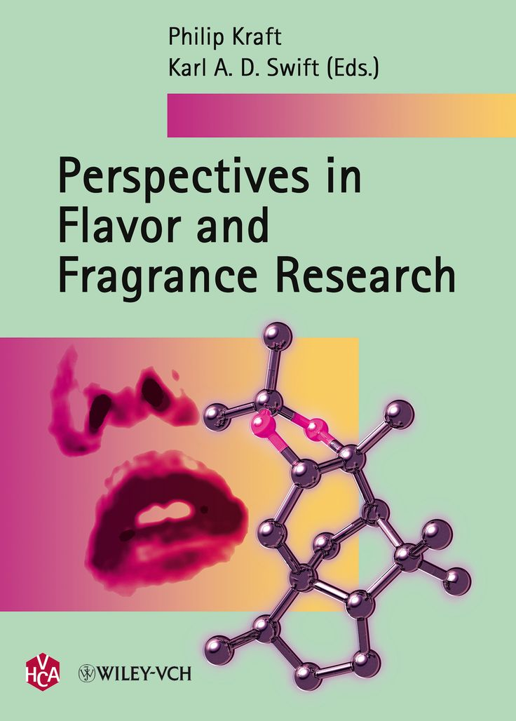 'Perspectives in Flavor and Fragrance Research' ―  Proceedings Book of the 'flavours & fragrances 2004' conference in Manchester, edited by Philip Kraft and Karl A. D. Swift, Verlag Helvetica Chimica Acta, Zürich, and WILEY-VCH Verlag, Weinheim, 2005, ISBN 3-906390-36-5, 242 pages. DOI: 10.1002/9783906390475
