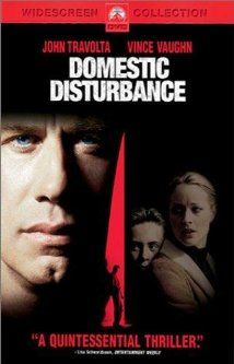Domestic Disturbance (2001) A divorced father discovers that his 12-year-old son's new stepfather is not what he made himself out to be.