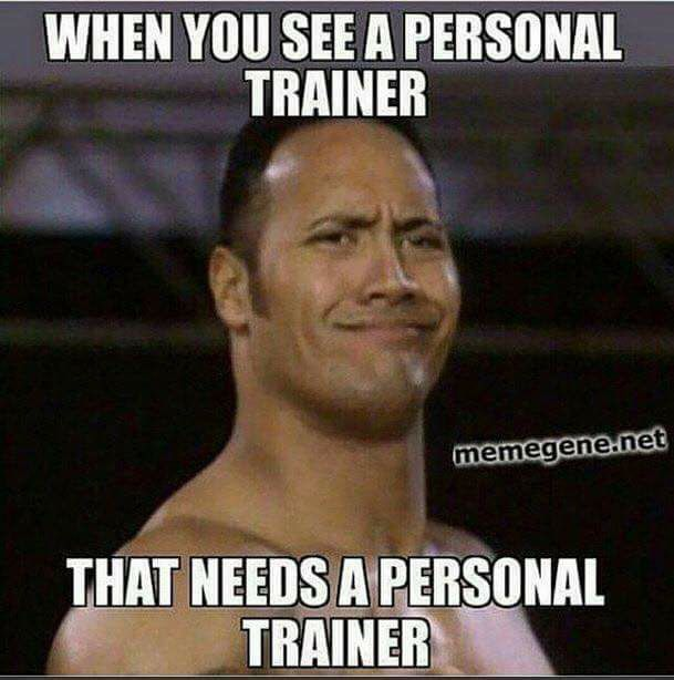 Personal Trainer Quotes Funny: 186 Best Favourite Memes Images On Pinterest